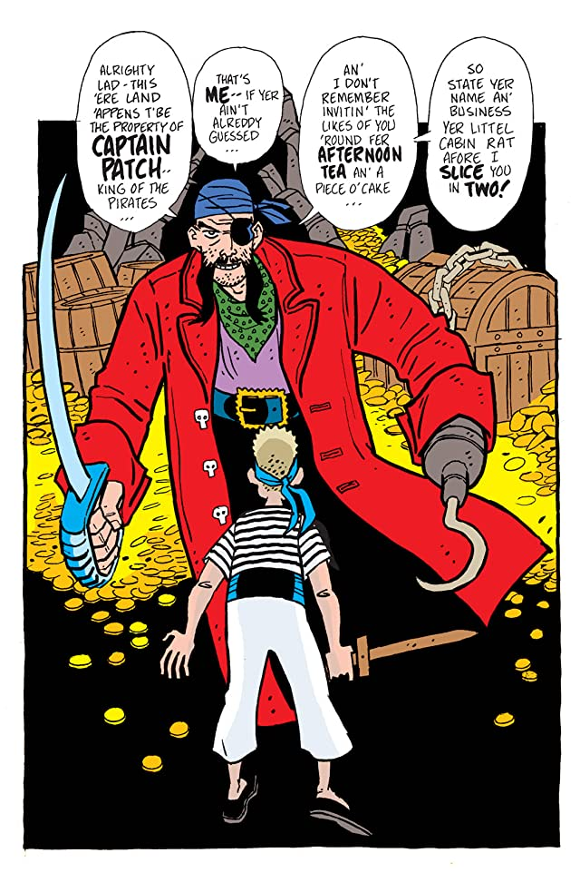 click for super-sized previews of Jack Staff #14