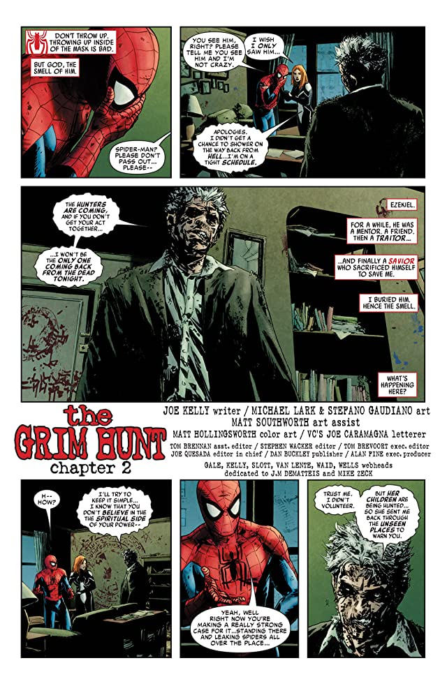 click for super-sized previews of Amazing Spider-Man (1999-2013) #635