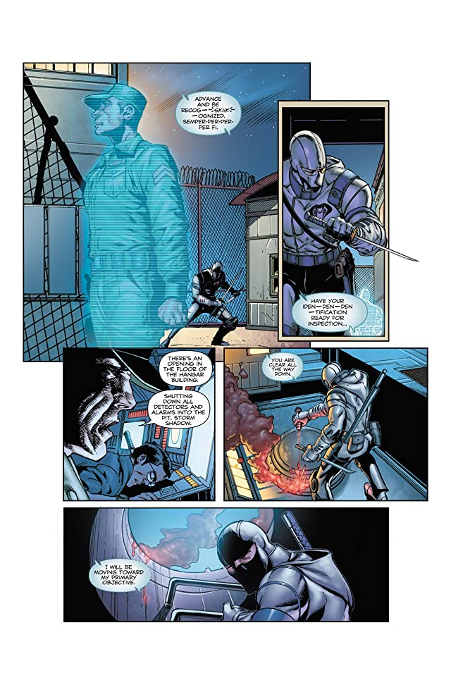 click for super-sized previews of G.I. Joe (2011-2013) #2