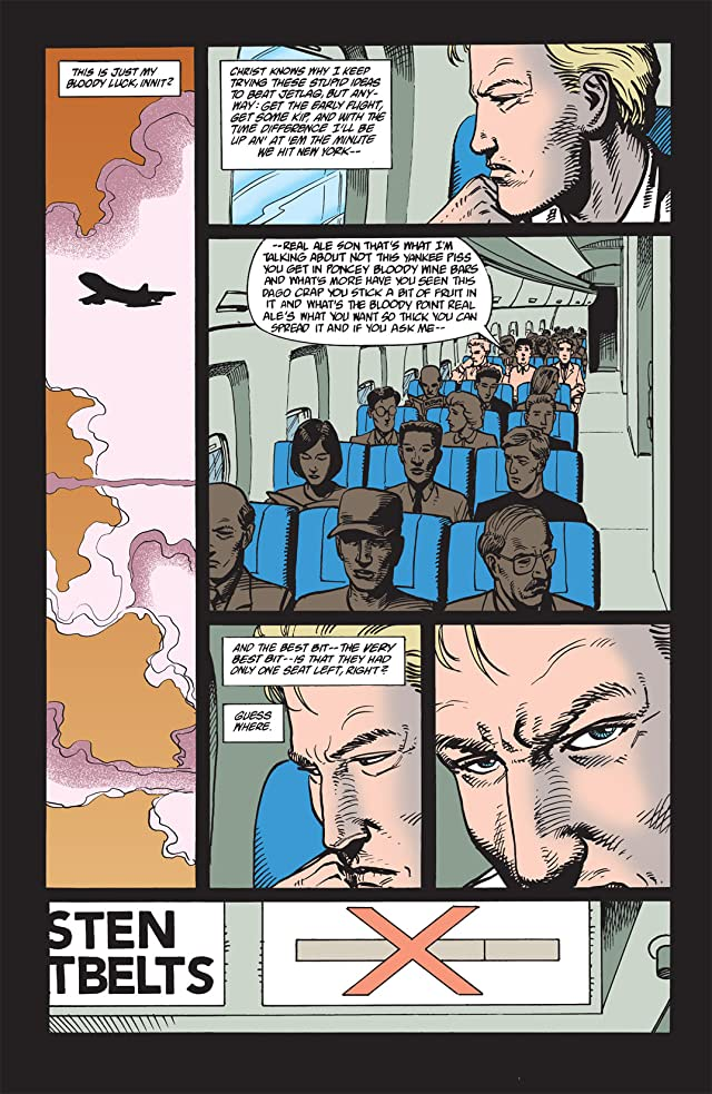 Hellblazer #72