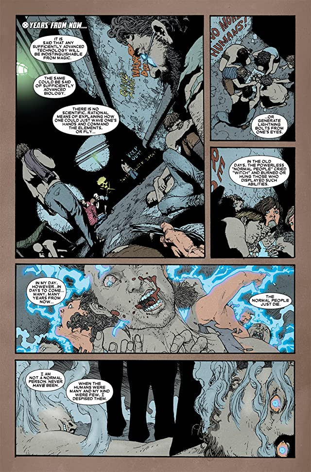 click for super-sized previews of X-Factor (2005-2013) #12