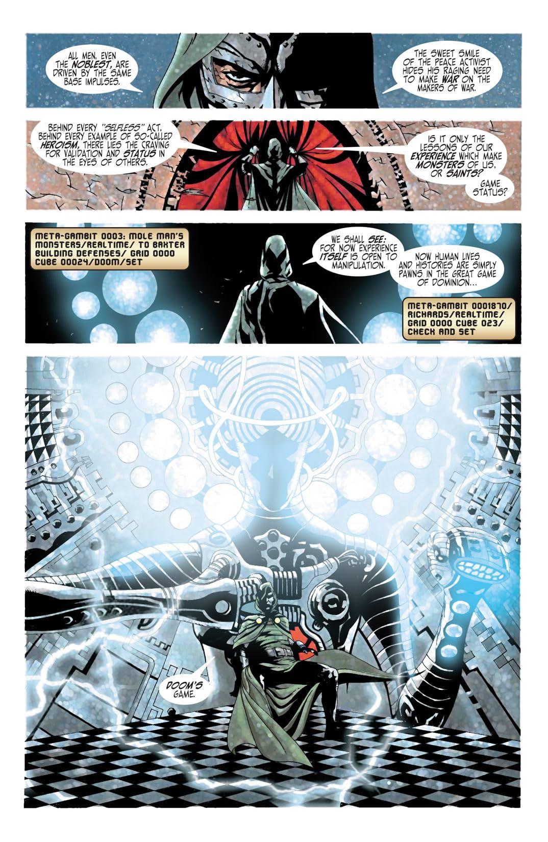 Fantastic Four: 1234 #3