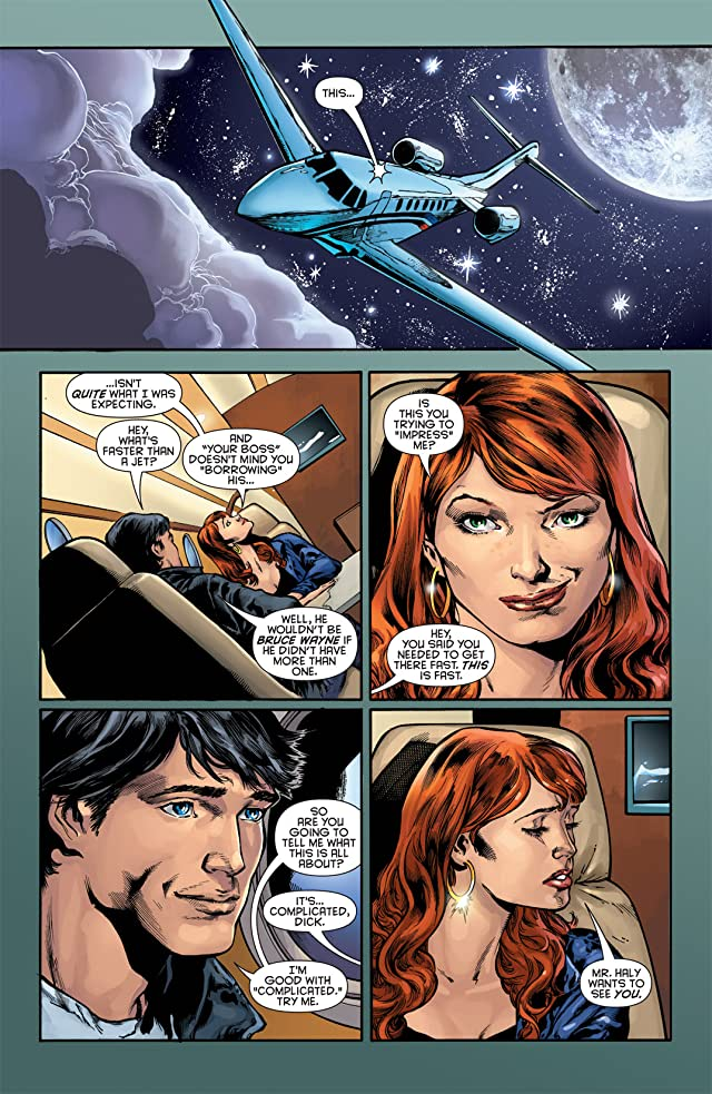 click for super-sized previews of Nightwing (2011-2014) #2
