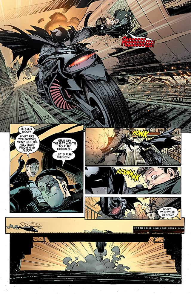 click for super-sized previews of Batman (2011-) #2