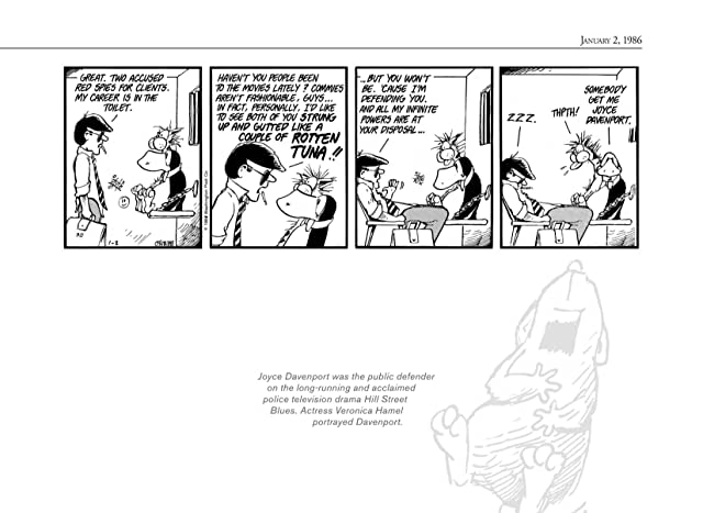 click for super-sized previews of Bloom County: Complete Library Vol. 6