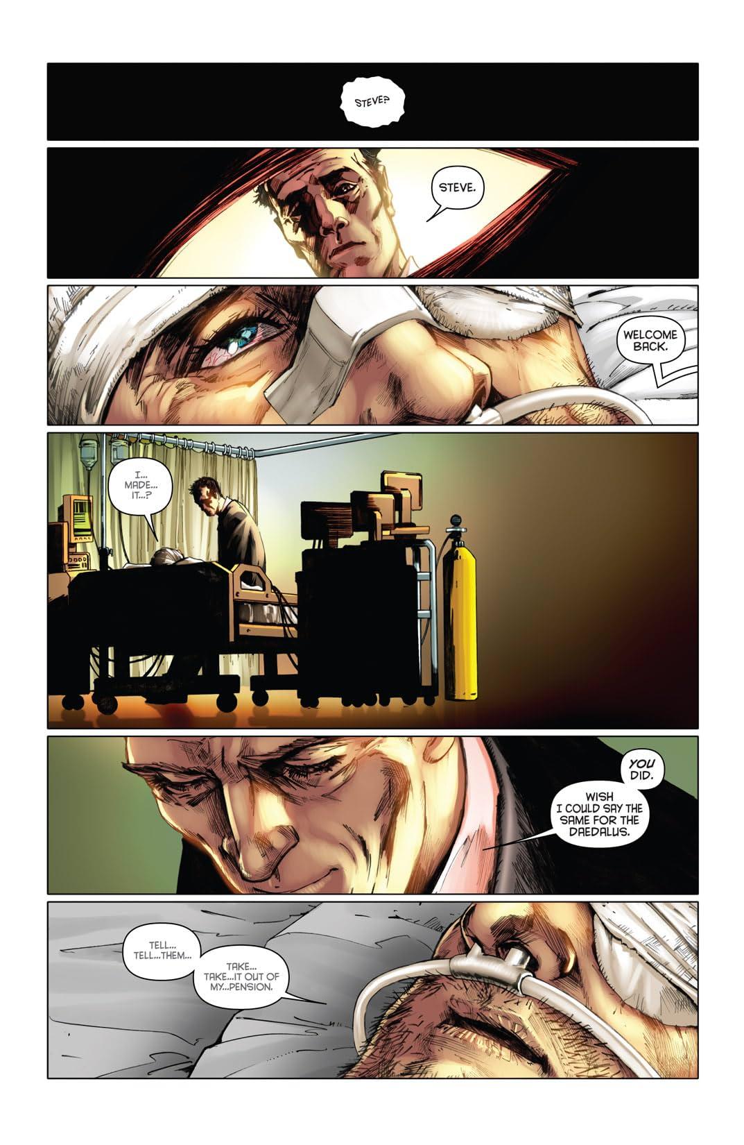 The Bionic Man #3