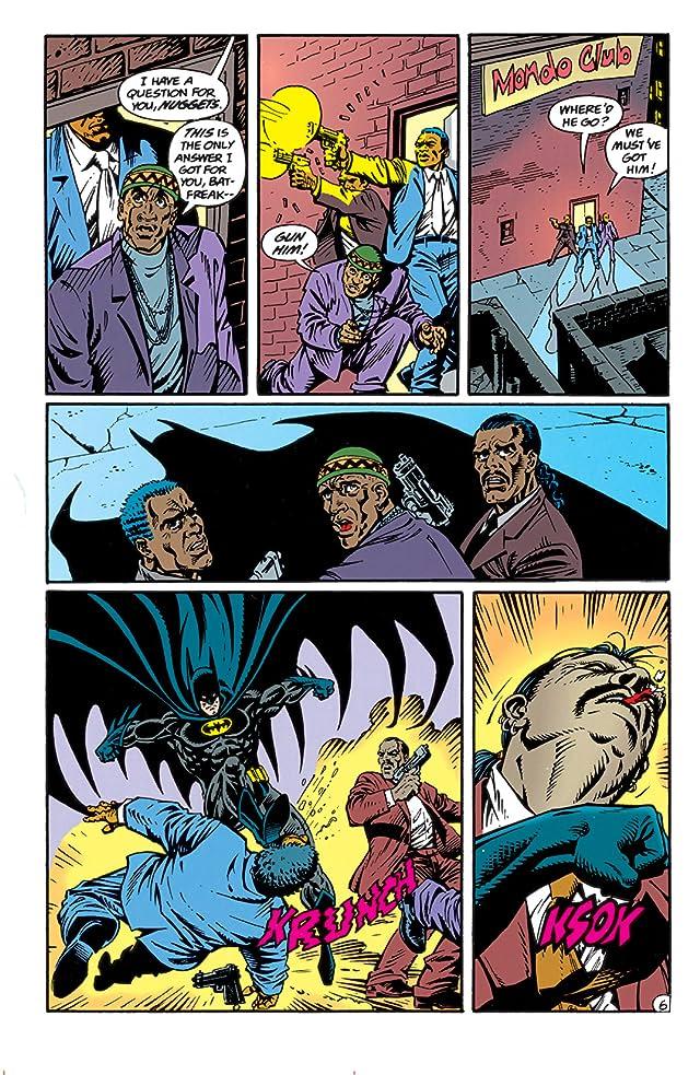 Batman: Shadow of the Bat #37