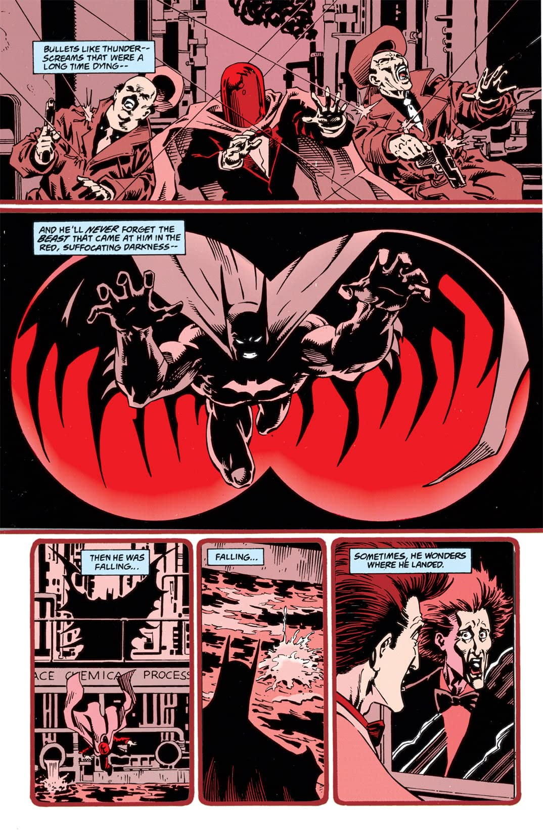 Batman: Shadow of the Bat #38