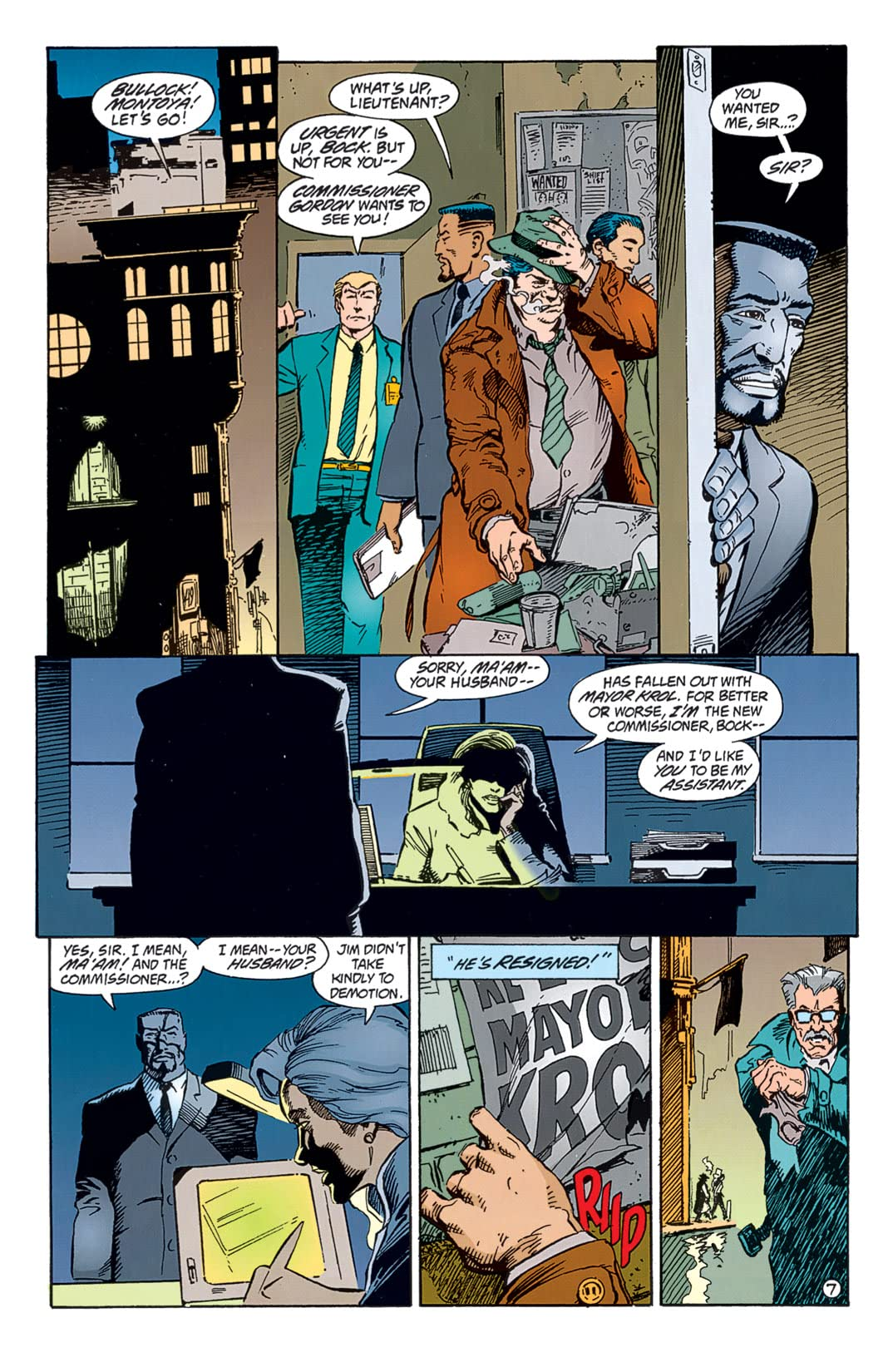 Batman: Shadow of the Bat #39