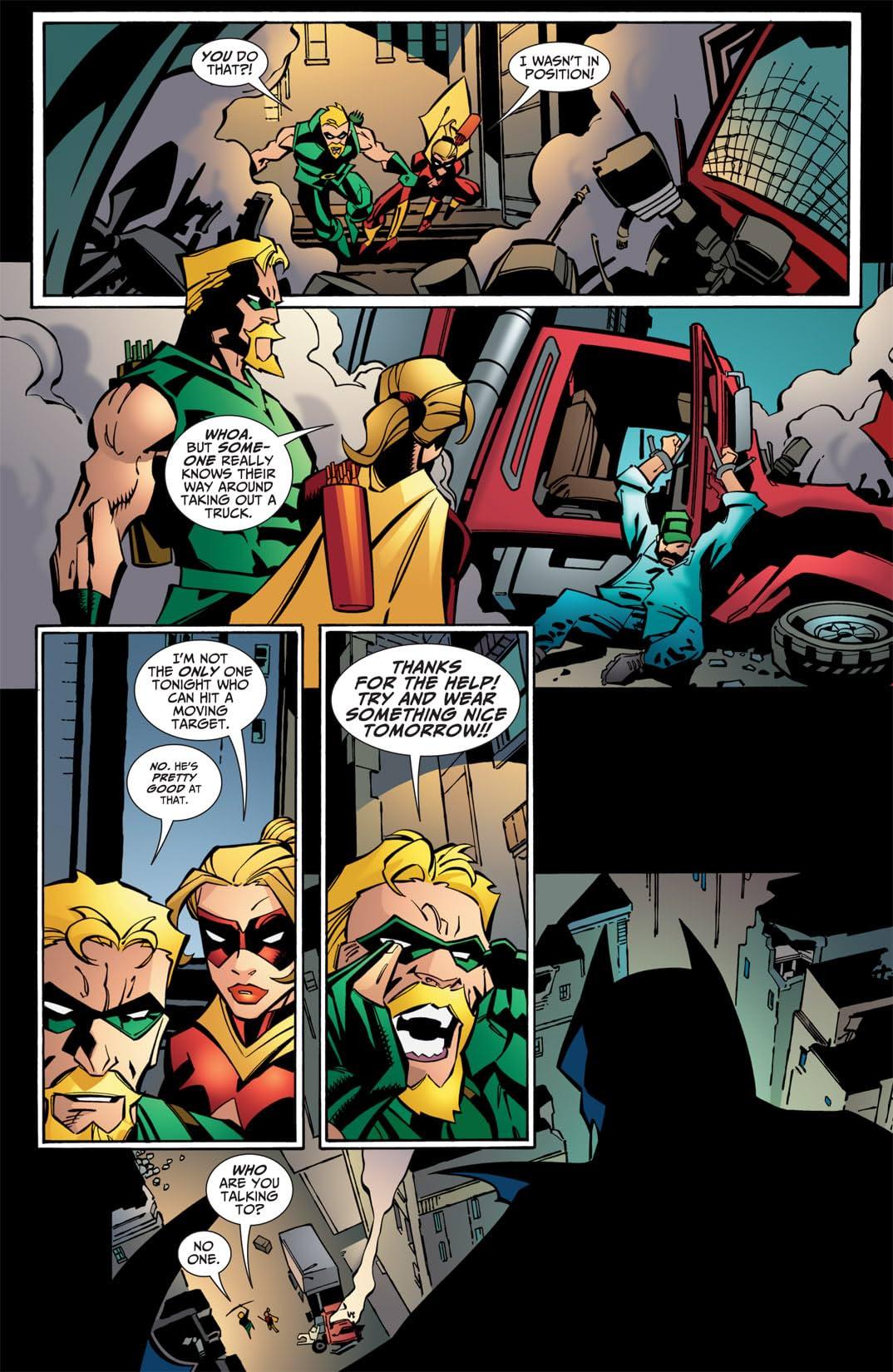 Green Arrow (2001-2007) #69