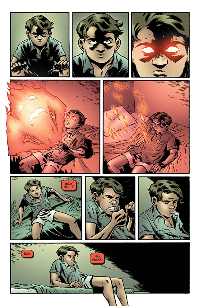 click for super-sized previews of Hard Time (2004-2005) #8