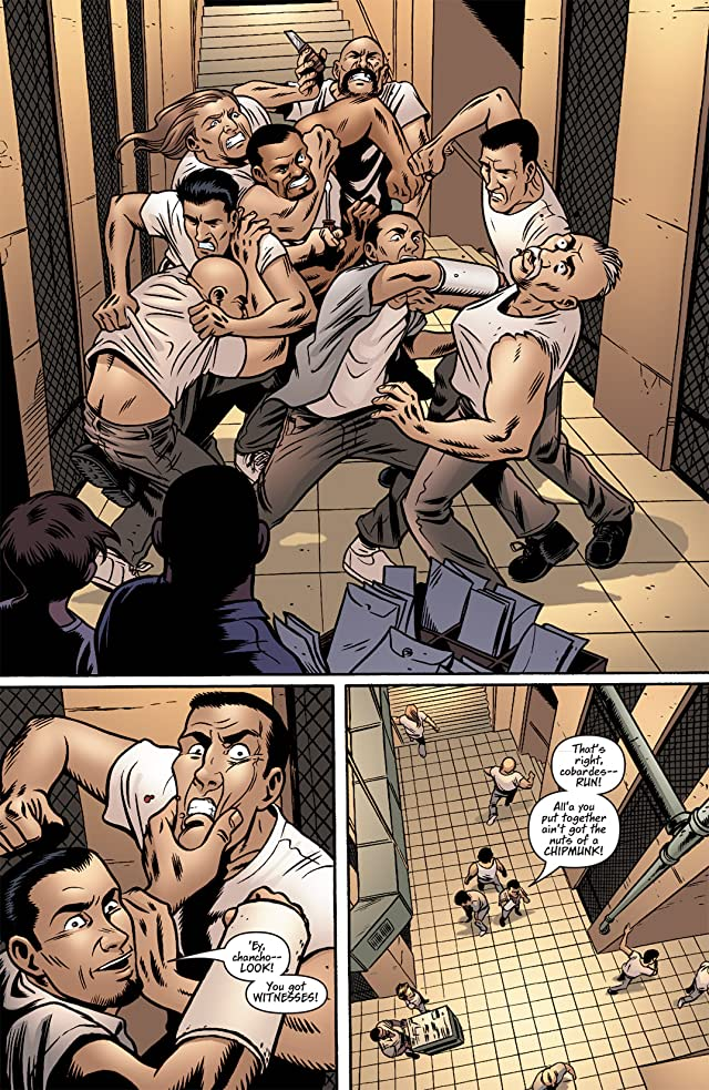 click for super-sized previews of Hard Time (2004-2005) #9