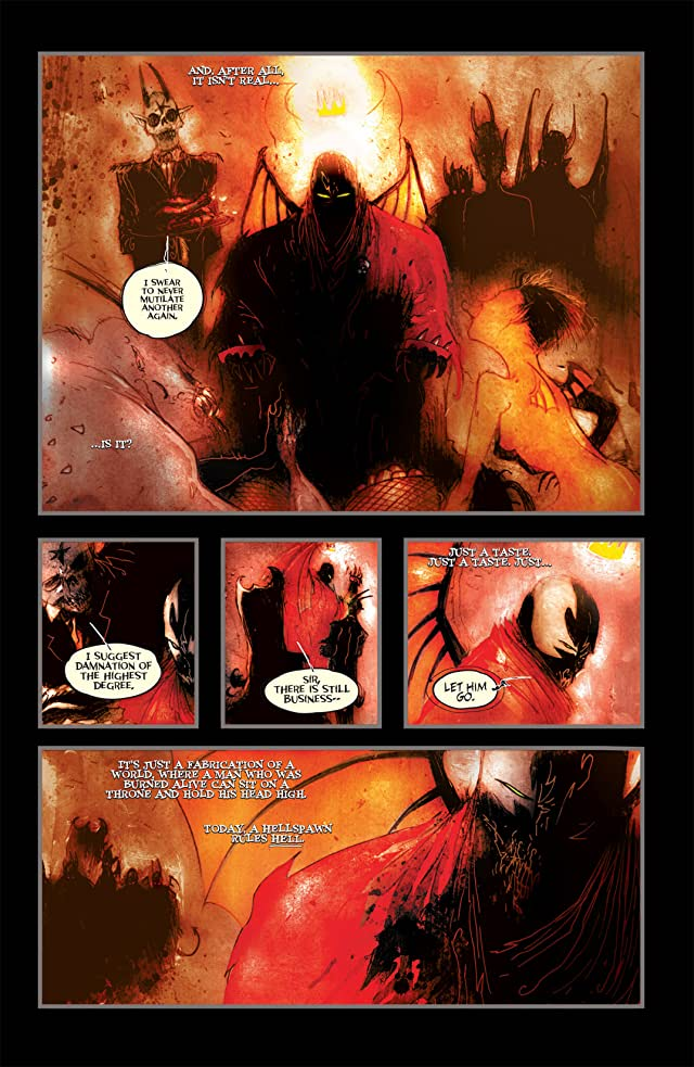 click for super-sized previews of Hellspawn #14