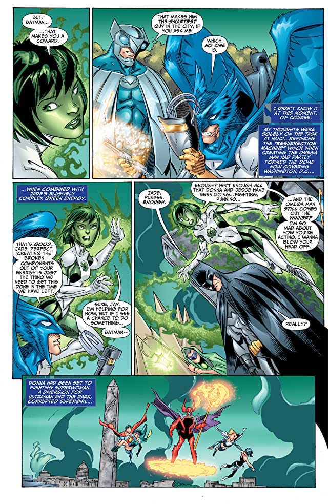click for super-sized previews of Justice League of America (2006-2011) #53