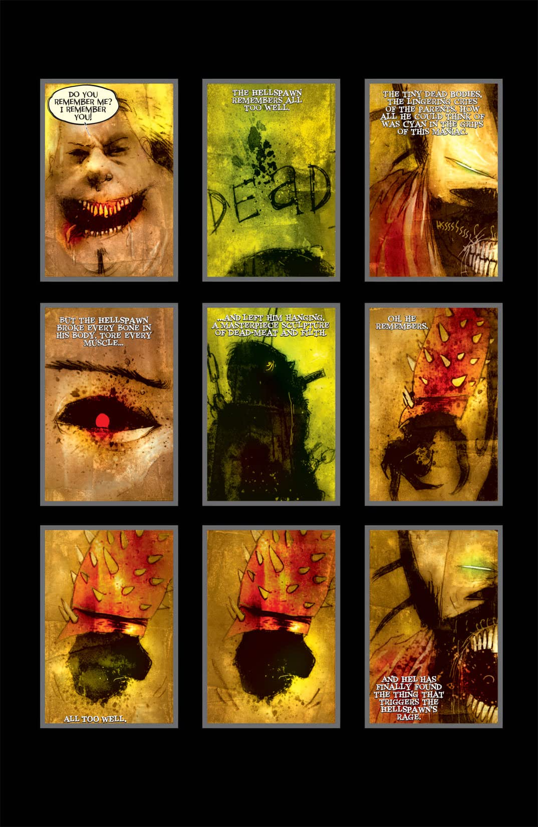 Hellspawn #15