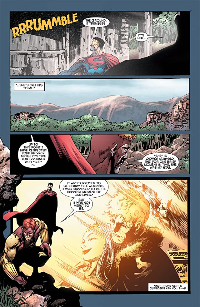 click for super-sized previews of Outsiders (2007-2011) #33
