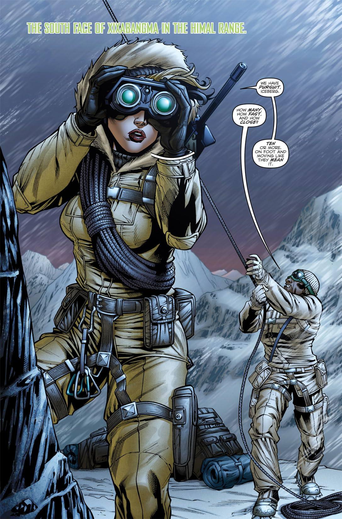 G.I. Joe: Snake Eyes (2011-2013) #3