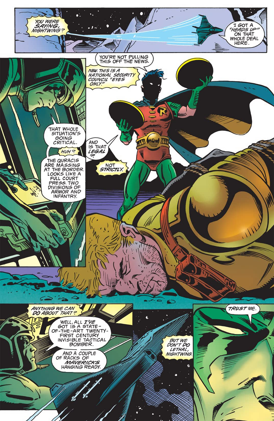 Robin (1993-2009) #48