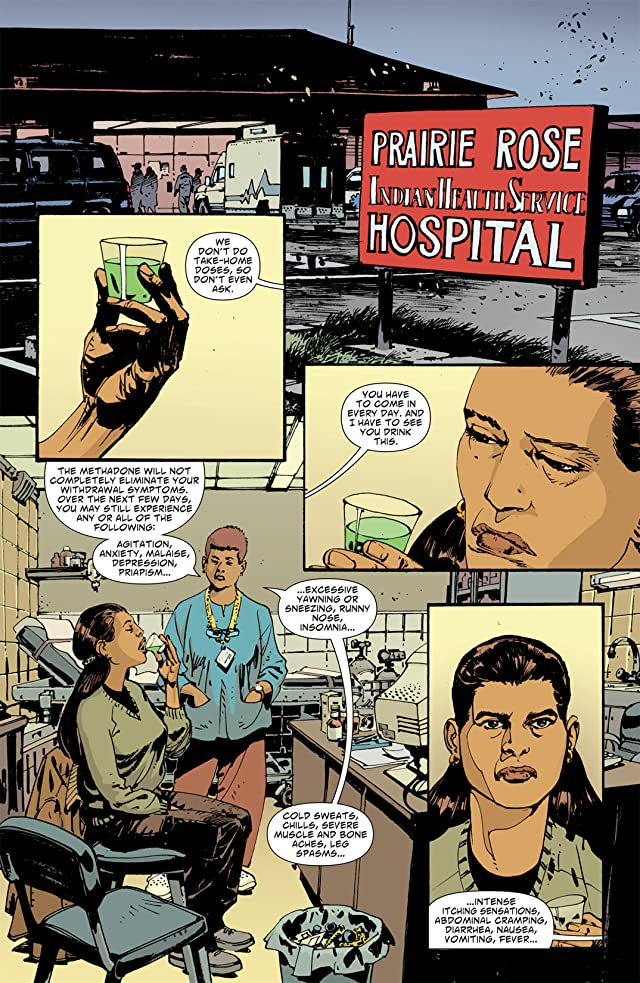 click for super-sized previews of Scalped #40