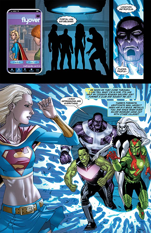 Supergirl (2005-2011) #60
