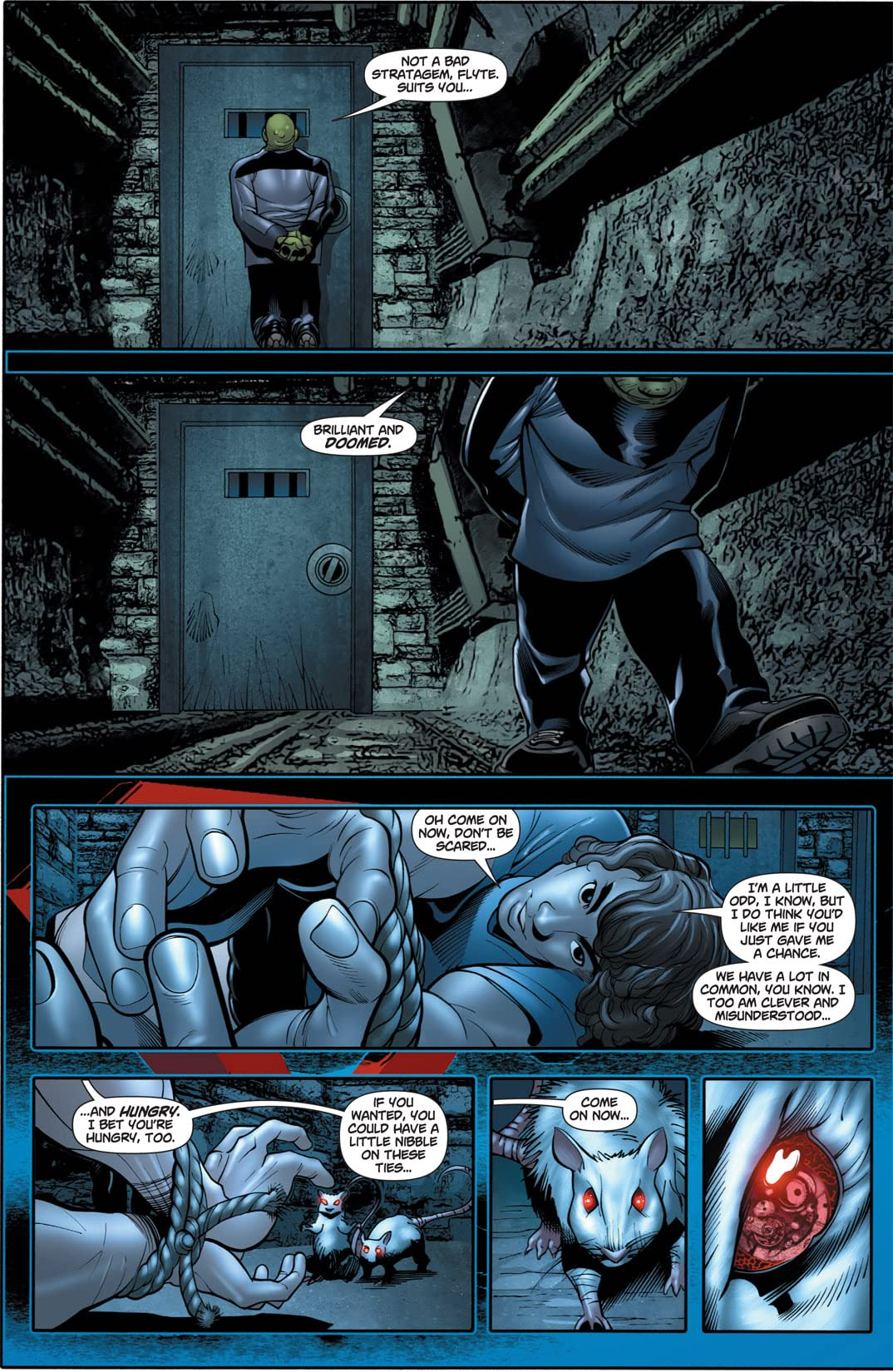 Supergirl (2005-2011) #66