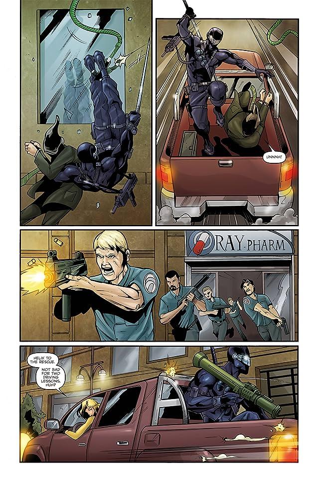 G.I. Joe: Snake Eyes (2011-2013) #5