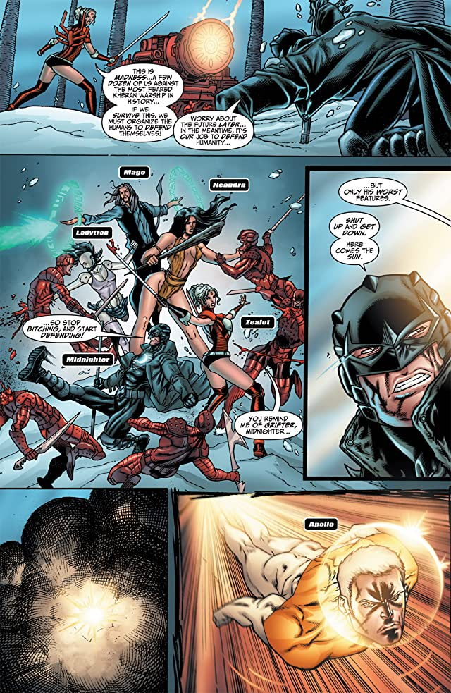 click for super-sized previews of Wildcats #21