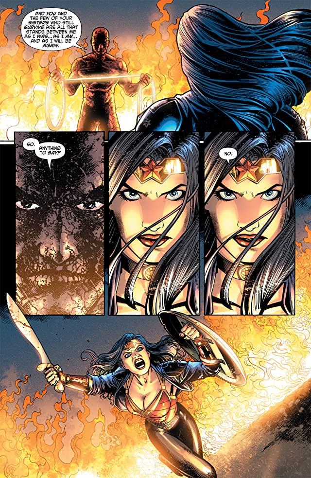 click for super-sized previews of Wonder Woman (2006-2011) #604