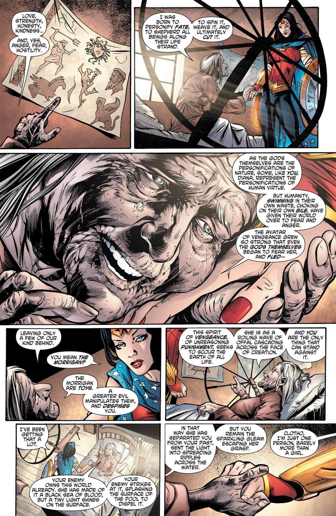 Wonder Woman (2006-2011) #610