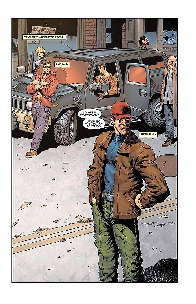 click for super-sized previews of G.I. Joe: Cobra Civil War 2011 #0