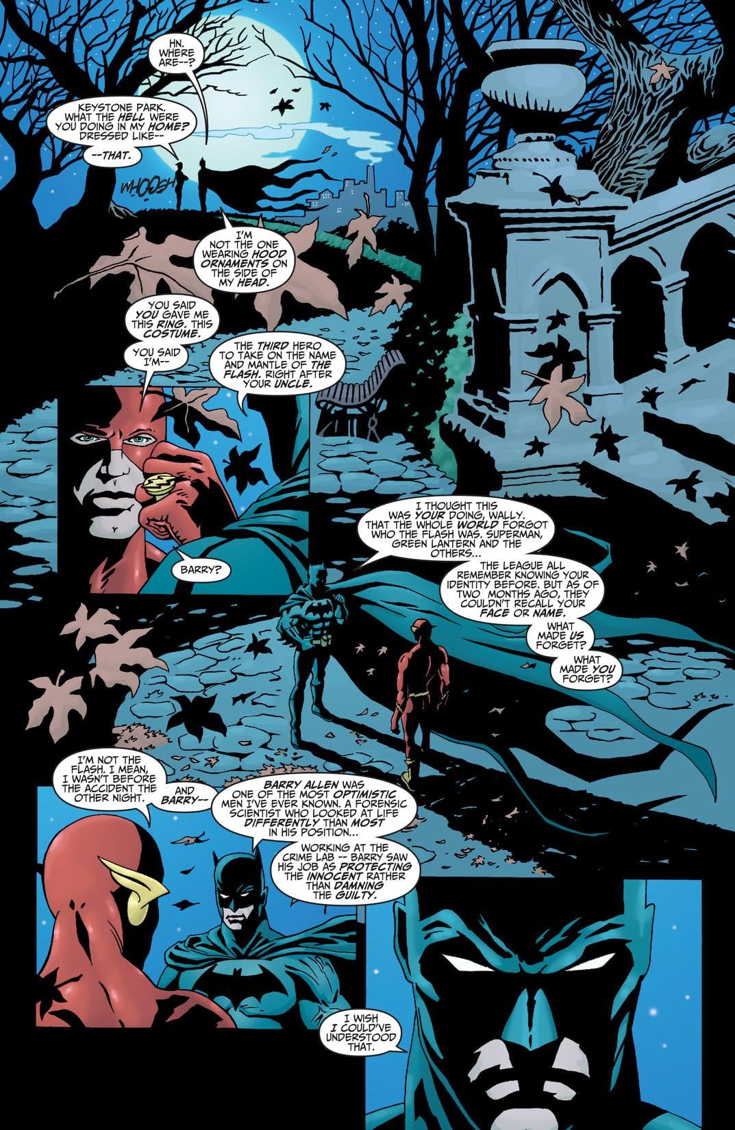 The Flash (1987-2009) #205