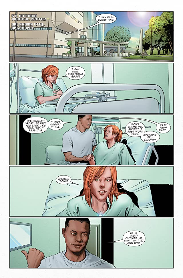 click for super-sized previews of Invincible Iron Man (2008-2012) #29