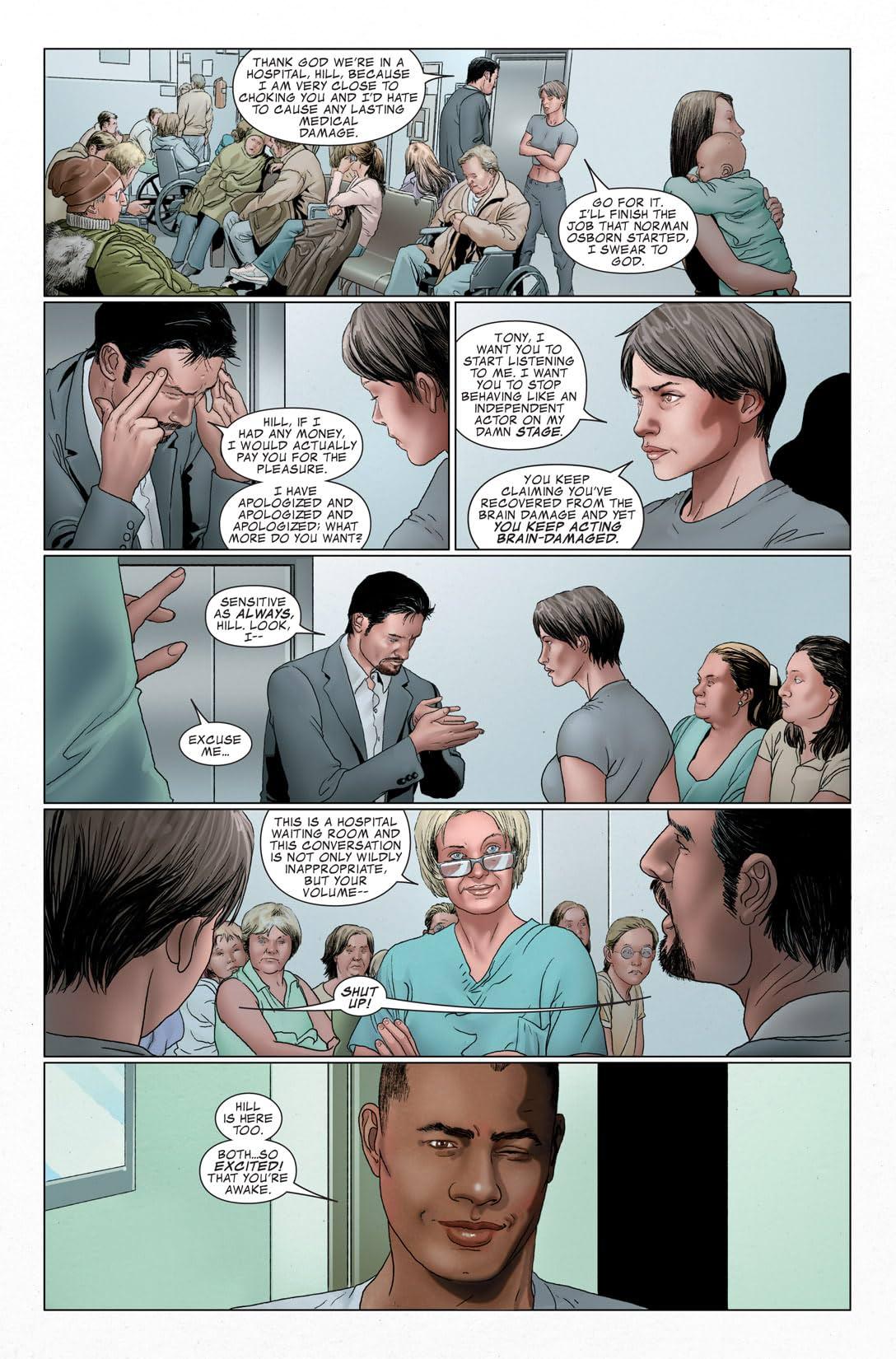 Invincible Iron Man (2008-2012) #29
