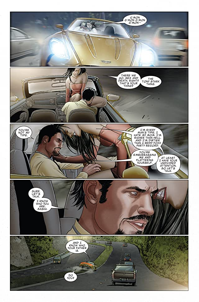 Invincible Iron Man (2008-2012) #30