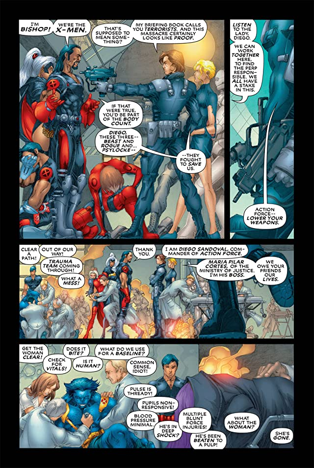 click for super-sized previews of X-Treme X-Men (2001-2003) #3