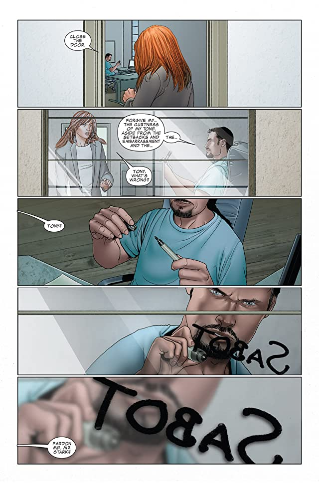 Invincible Iron Man (2008-2012) #31