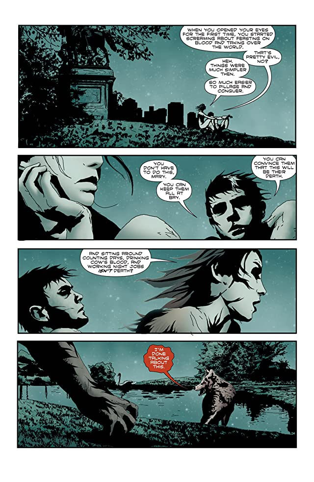 click for super-sized previews of I, Vampire (2011-2013) #1
