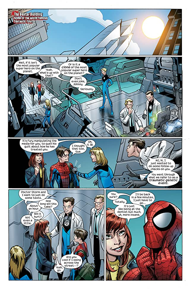 Ultimate Spider-Man (2000-2009) #106