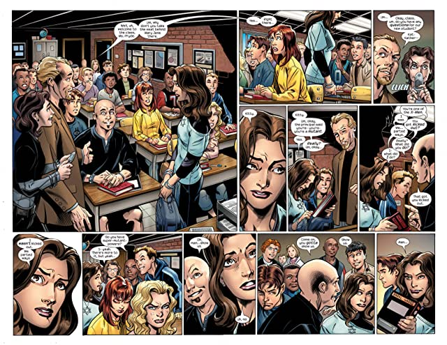 click for super-sized previews of Ultimate Spider-Man (2000-2009) #107