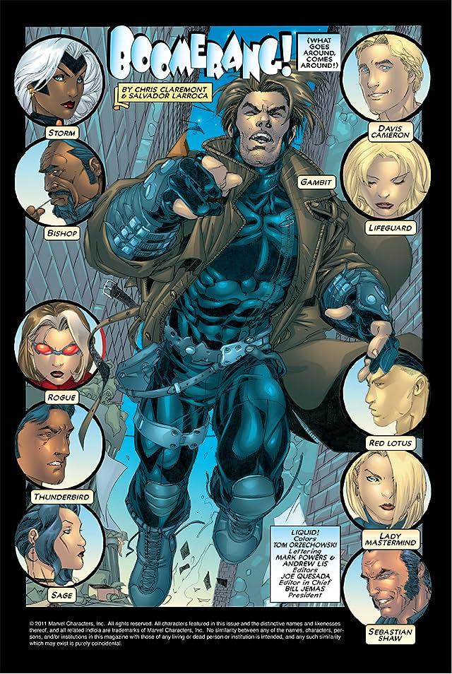 X-Treme X-Men (2001-2003) #8