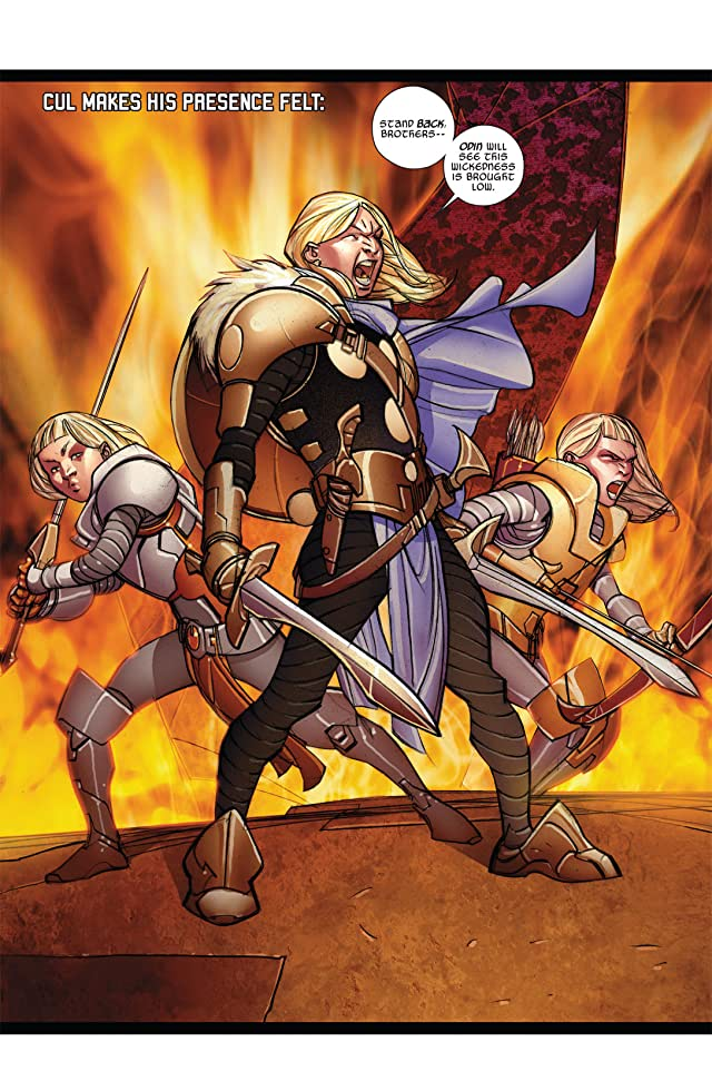 click for super-sized previews of The Mighty Thor (2011-2012) #7