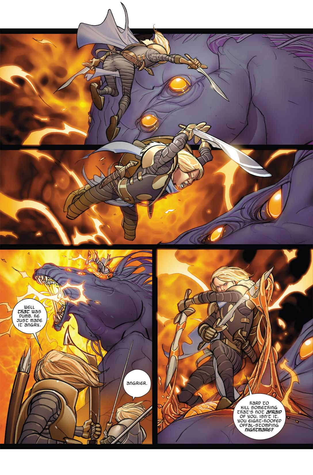 The Mighty Thor (2011-2012) #7
