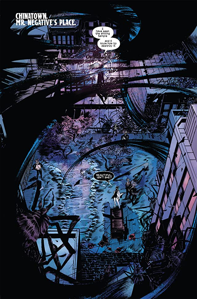 click for super-sized previews of Spider-Island: Cloak and Dagger #3