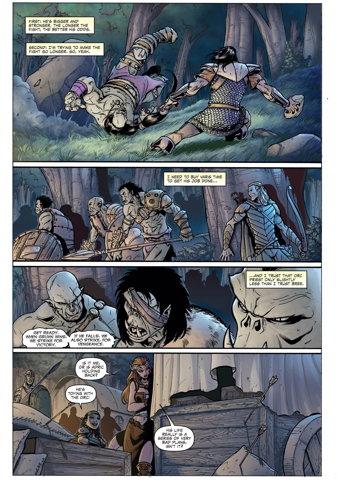 Dungeons and Dragons #3