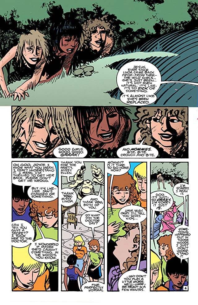 click for super-sized previews of Doom Patrol (1987-1995) #2: Annual