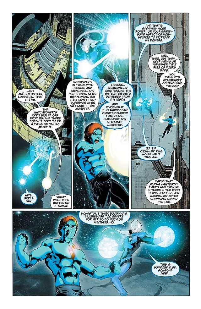 Superman/Batman #5: Annual
