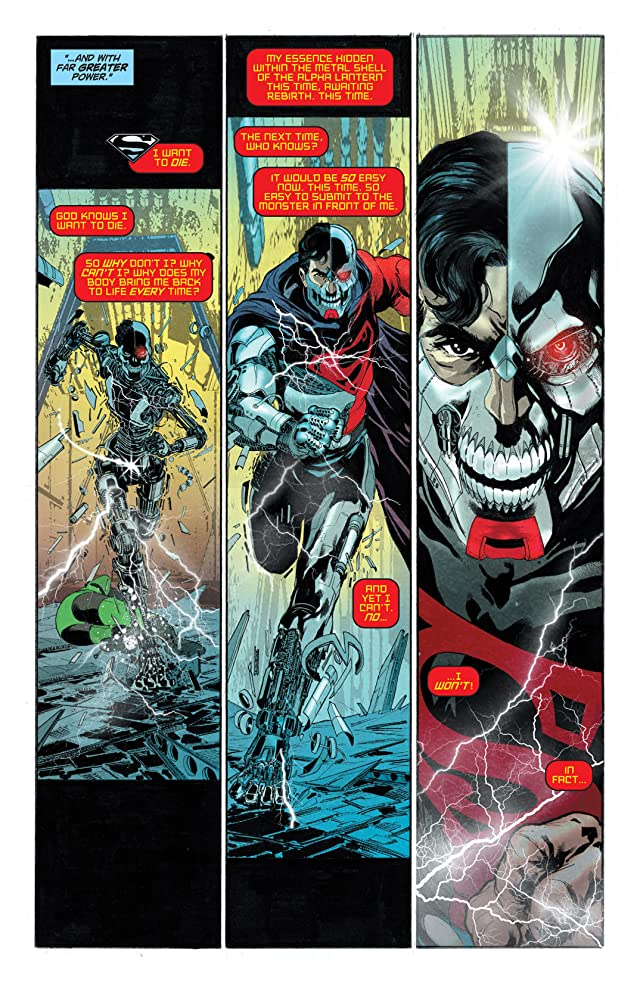 click for super-sized previews of Superman/Batman #5: Annual