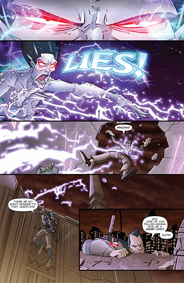 click for super-sized previews of Ghostbusters (2011-2012) #1