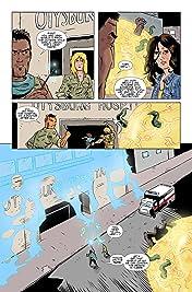 Amelia Cole #17: The Enemy Unleashed Part 5