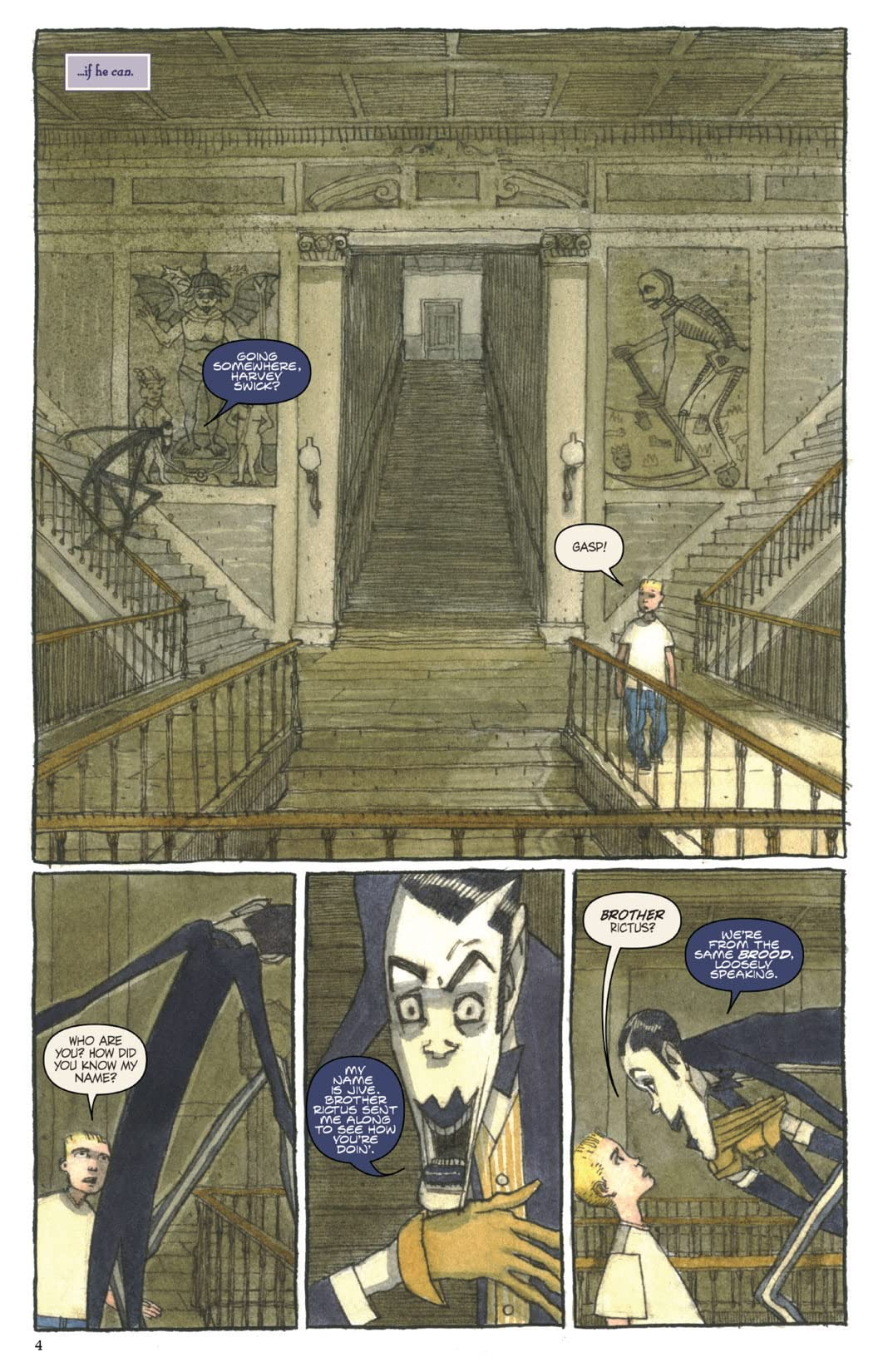 Clive Barker's The Thief of Always Vol. 1 #2